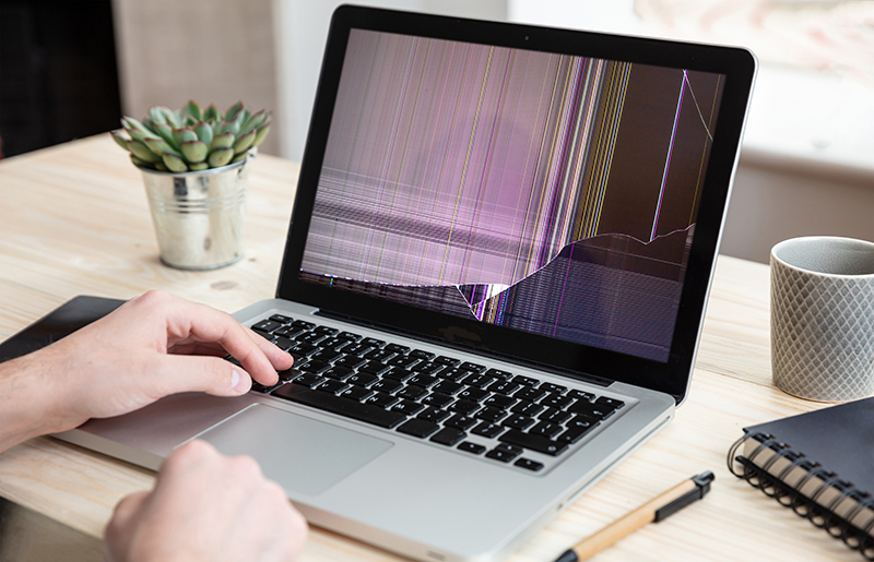 You May Need Laptop Screen Replacement
